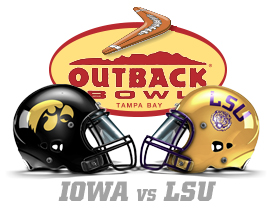 Outback Bowl – 3 Best Storylines