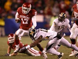 Nebraska Cornhuskers vs. Oklahoma Sooners Betting Odds