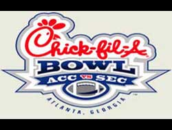 Chick-fil-A Bowl Betting Odds and Picks