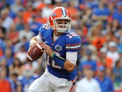 Florida Gators Picks and Odds to Win the 2010 National Title
