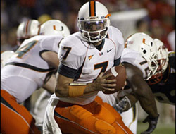 Oklahoma Sooners vs. Miami Hurricanes Betting Odds at BSN Sports
