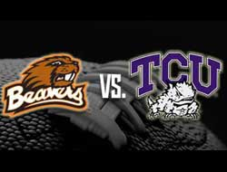 Oregon State Beavers vs. TCU Horned Frogs Odds to Win