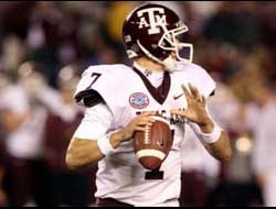 Texas A&M vs. Louisiana Tech Betting Odds