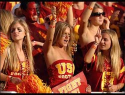 Southern Cal Trojans vs. Colorado Buffaloes Best Bet