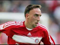 Ribéry Back to Training - Soccer Odds