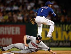 MLB Game Preview For August 26. 2010: Minnesota Twins @ Texas Rangers