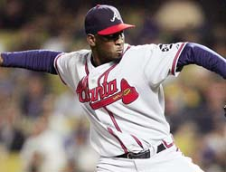 Braves about to send Rafael Soriano to Tampa Bay