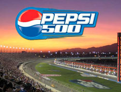 Nascar Bettin Odds Pepsi 500 at BSN Sports