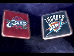 Thunder vs Cavaliers odds