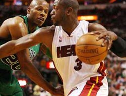 Heat Defeat Boston 97-87