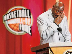Michael Jordan admitted to the Hall of Fame of the NBA - BSN Sports