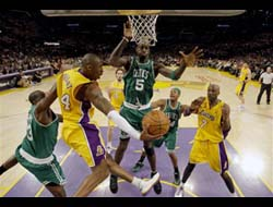 NBA Finals Odds - Lakers vs. Celtics Betting