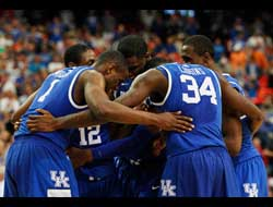 Kentucky Wildcats vs. Connecticut Huskies Odds