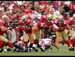 San Francisco 49ers in 2012 Odds