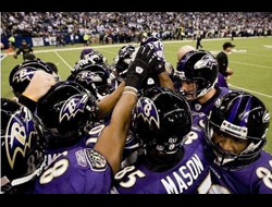 San Francisco 49ers vs. Baltimore Ravens Odds