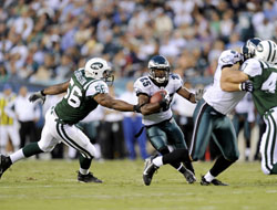Philadelphia Eagles vs. New York Jets NFL Preseason Betting Odds at BSN Sports