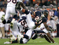 Chicago Bears vs. Denver Broncos Betting Odds at BSN Sports