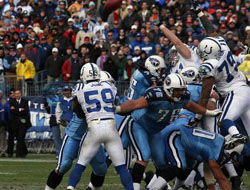 Colts vs. Titans Sunday Night Football Betting Action at BSN Sports