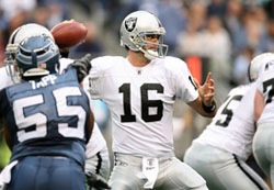 Oakland Raiders against Denver Broncos Betting Lines