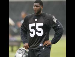 Rolando McClain odds and predictions