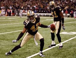 New Orleans Saints vs Green Bay Packers odds