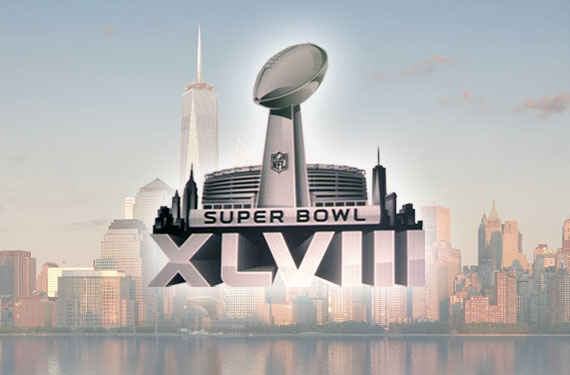 Super Bowl XLVIII betting