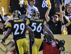 Pittsburgh Steelers vs. Denver Broncos Odds
