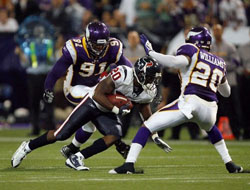 2011 Minnesota Vikings vs. Atlanta Falcons Week 12 Preview