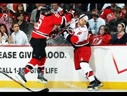 Carolina Hurricanes vs. New Jersey Devils Odds