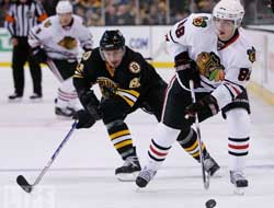 2011 Chicago Blackhawks Odds