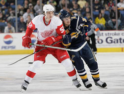 Phoenix Coyotes vs. Detroit Red Wings Odds