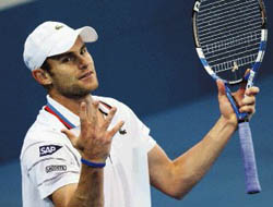 Andy Roddick First Title in 11 Months