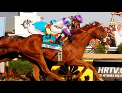 2012 Triple Crown in the Belmont Stakes