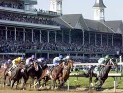 2012 Kentucky Derby Betting
