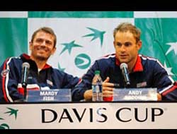 First Round of the Davis Cup Odds