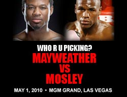 Fight Odds and Analysis - Mayweather vs. Mosley
