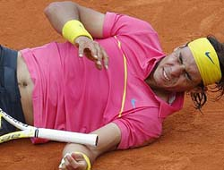 Nadal Lost Againts Soderling