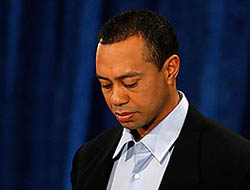 Tiger Woods offered a Public Apology