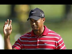 Tiger Woods is a favorite to win the PGA Championship