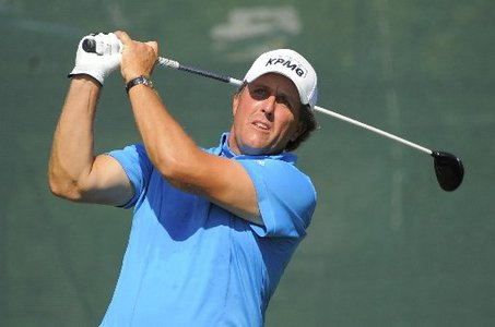 Phil Mickelson an early favorite