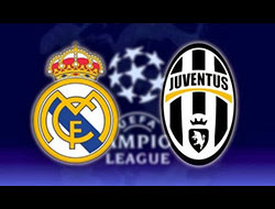 Real Madrid vs. Juventus Odds