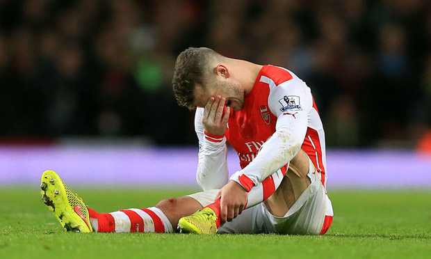 arsenals injury woes continue