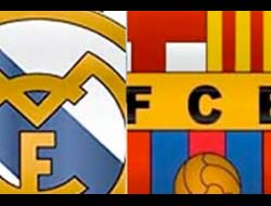 Barcelona vs. Real Madrid Odds