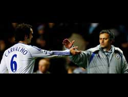 Ricardo Carvalho is the new signing from Real Madrid