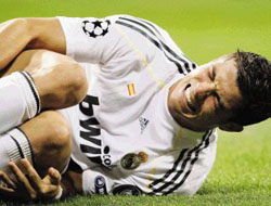 Cristiano Ronaldo Suffered a Serious Injury