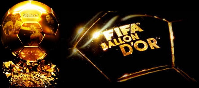 2015 FIFA Ballon d'Or Nominess