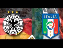 Germany vs. Italy Odds