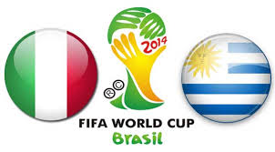 Italy vs. Uruguay World Cup 2014 Odds
