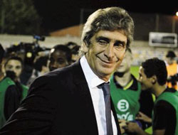 The Fans wants Pellegrini out of Real Madrid