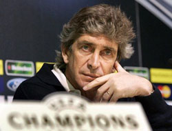 Manuel Pellegrini & Real Madrid Ready for the Champions League ?